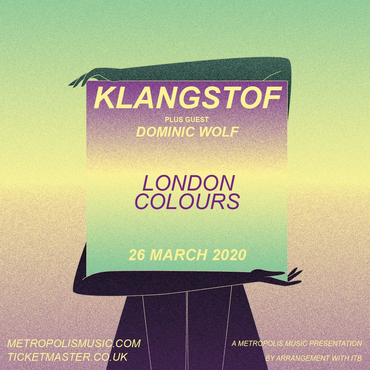 Very excited to announce that I will be supporting @klangstof at @ColoursHoxton on the 26th of March!! These guys are the real deal, can't wait for this one - it's gonna be 🔥🔥🔥 Tickets:  https://t.co/avS5541MlQ. ✌️ https://t.co/YcHHkJXswu