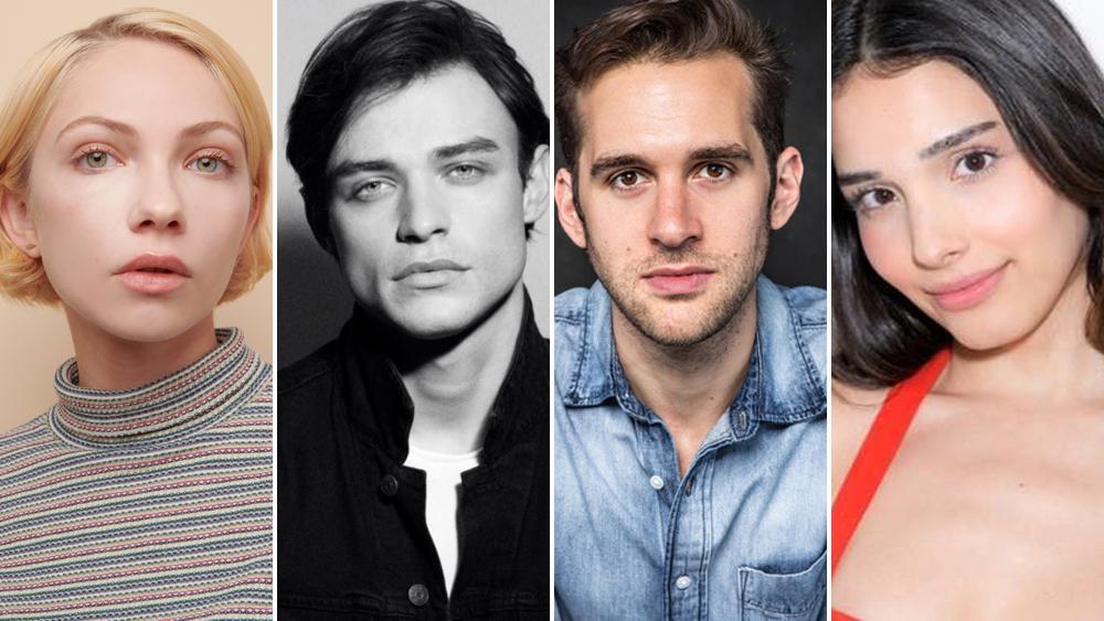 'Gossip Girl': Tavi Gevinson, Thomas Doherty, Adam Chanler-Berat & Zion Moreno Join Reboot On HBO Max dlvr.it/RRhP2L