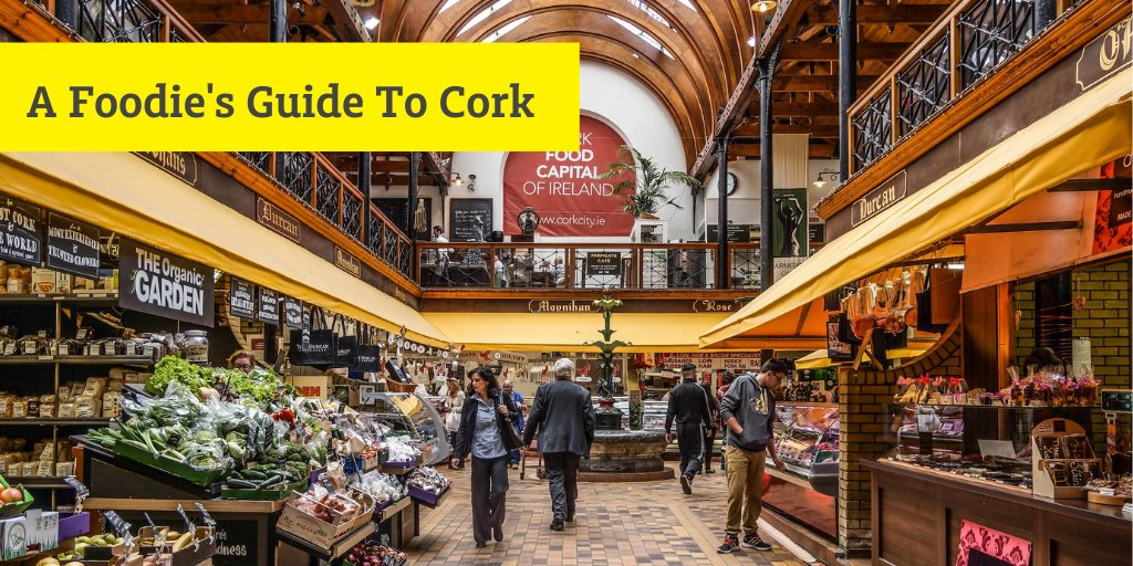 Explore the top foodie hot spots #Cork has to offer 🍲 Read the guide to learn more 👉 https://t.co/gdtcTN9Rku  #Foodgram #Foodie #Unilife https://t.co/HsmHELSiln