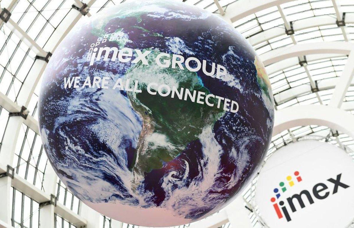 Tristes de compartirles que IMEX Frankfurt la feria líder en la industria de reuniones y eventos confirma su cancelación este año #IMEX20  ☹️ https://t.co/G8e3wBTUSu https://t.co/61cpu65hRD