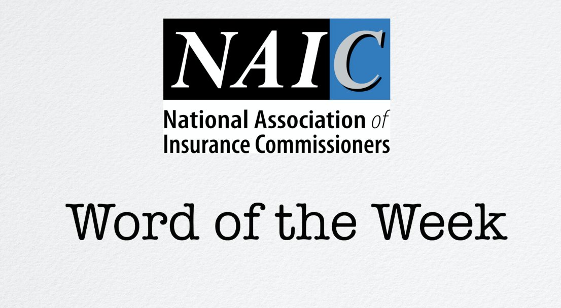 The NAIC #WordofTheWeek is #BlanketCoverage. Do you know what that means? Watch the video to find out!