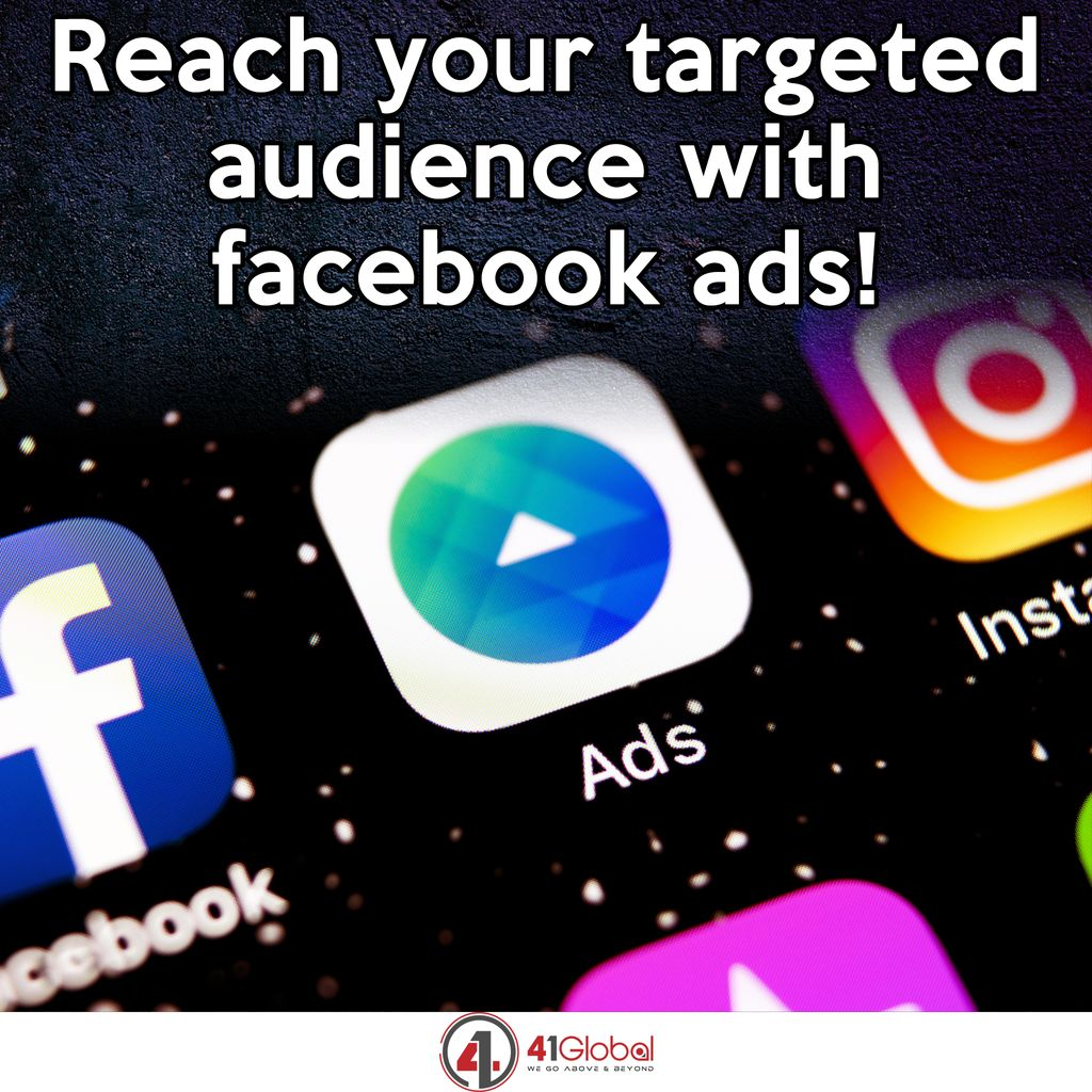 Facebook ads are very powerful!  You really can't beat the quick conversions and data you get from running Facebook ads for your business.  https://t.co/A556a4ffet . #41Global #website #facebook #promotion #marketing101 #webdesign #facebookmarketing #socialmediaads #facebookads https://t.co/E8CgVerKgV