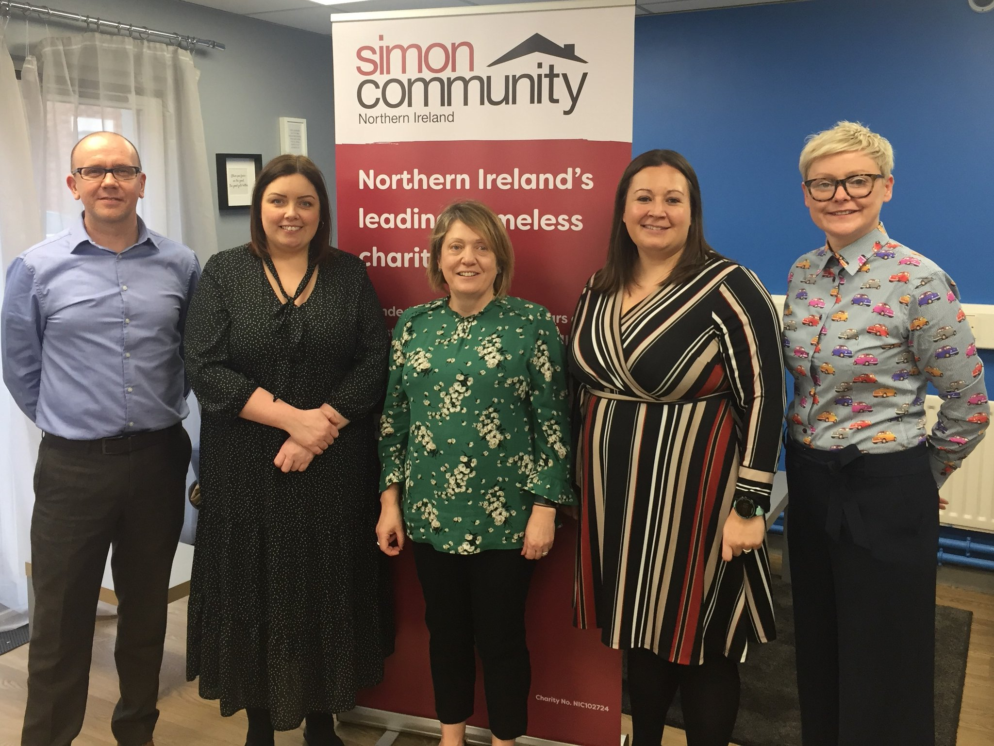 Communities Ni On Twitter Communitiesni Minister Deirdrehargey Saw Today How Her Department Is Supporting Those Experiencing Homelessness Simoncommni Receives Over 5m From Communitiesni To Provide Emergency Accommodation Advice Support Like