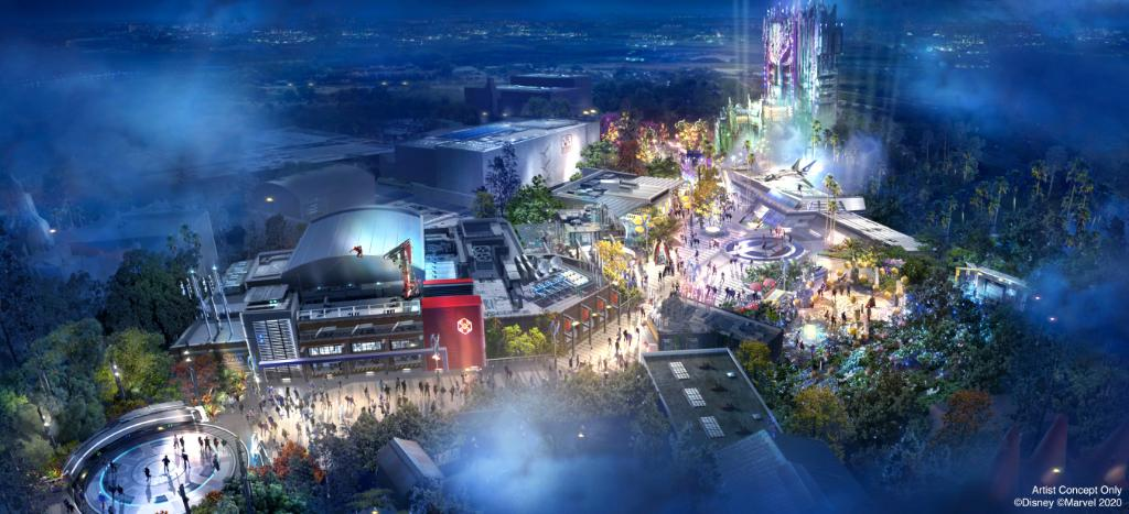 This is Avengers Campus, an all-new Super Hero training complex for the next generation of heroes. Like you. Assemble alongside the Avengers July 18. #LetsGoBeHeroes #DisneyCaliforniaAdventure