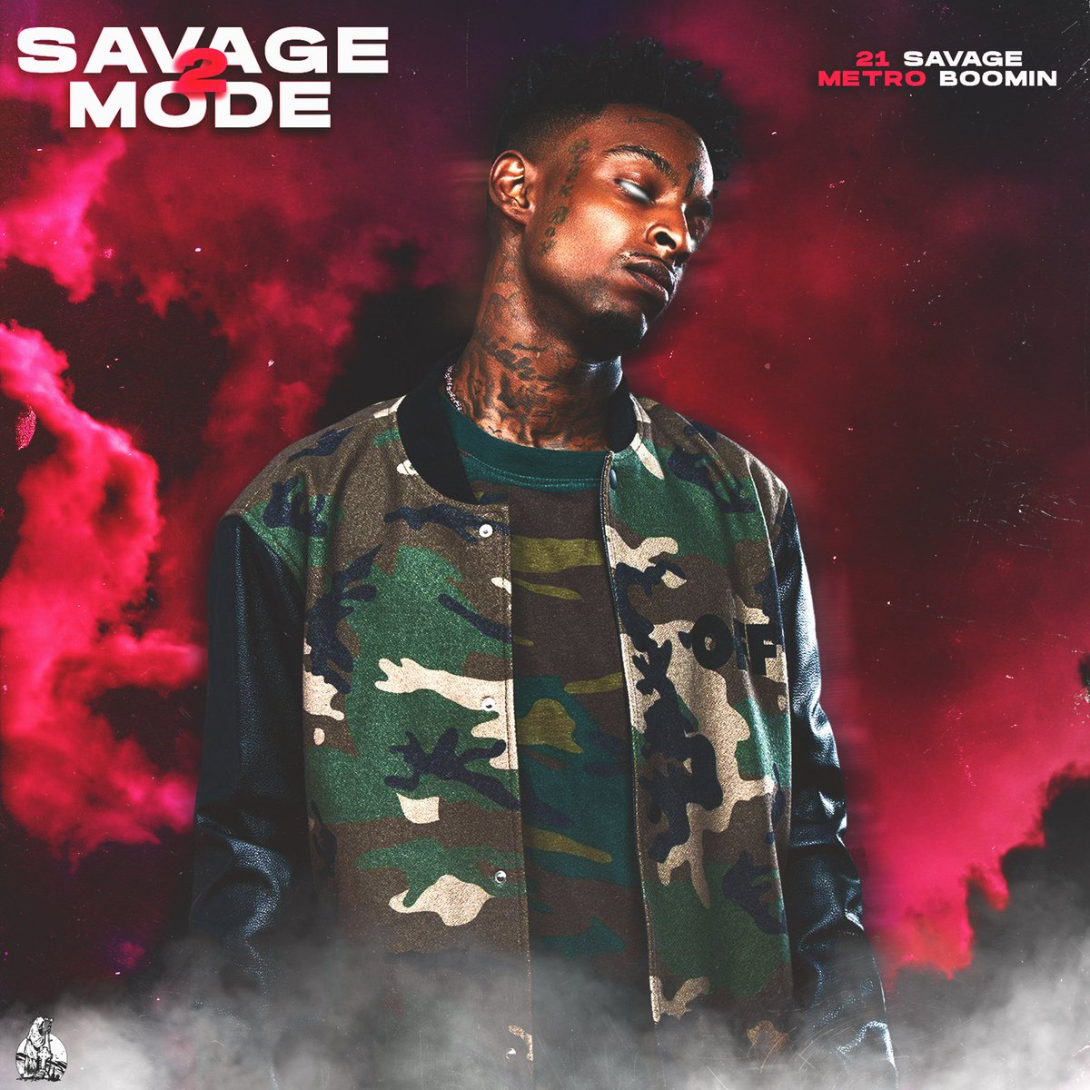 deadman on twitter savage mode 2 concept creative direction by me 21savage metroboomin concept creative direction