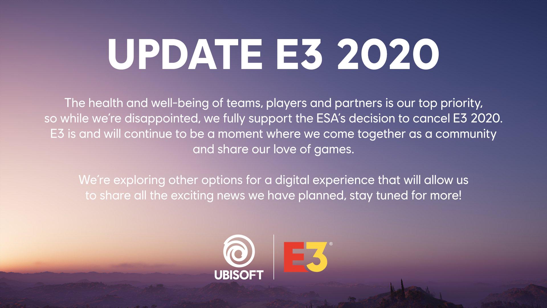 Resultado de imagem para E3 2020 WALLPAPER