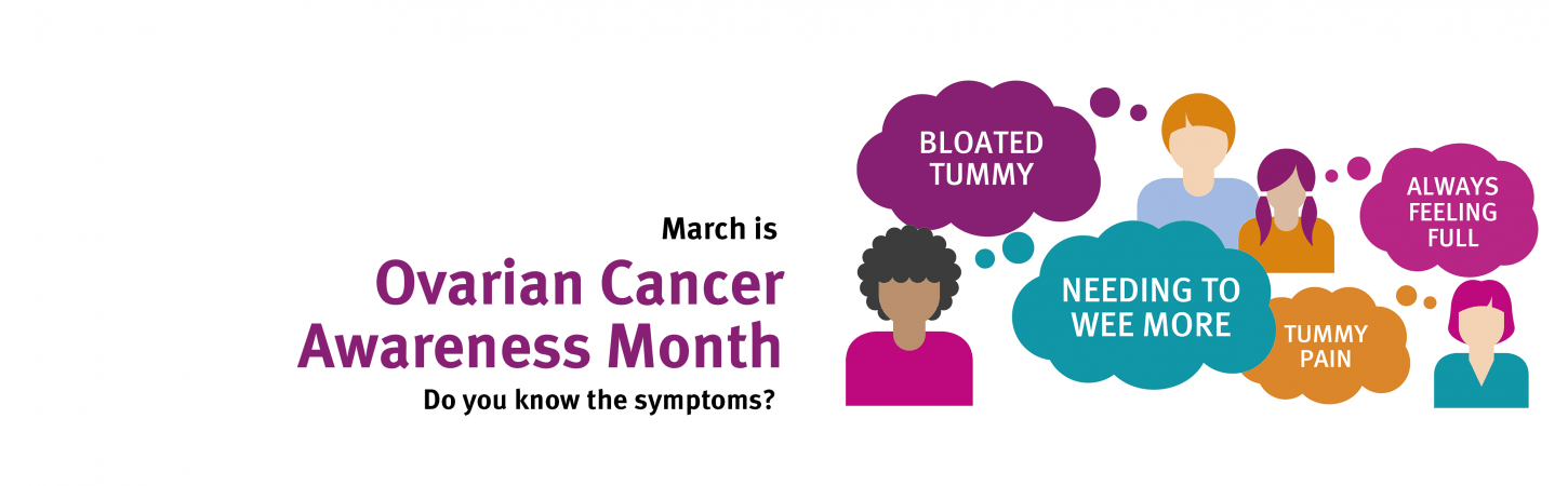 East Lancs Hospice On Twitter We Are Proud To Be Supporting Ovarian Cancer Awareness Month This March If You Want To Read More About This Please Head Here Https T Co B7bcvhvjhu Https T Co Cga8qapy9s