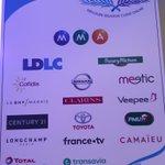Image for the Tweet beginning: Tous les lauréats des trophées