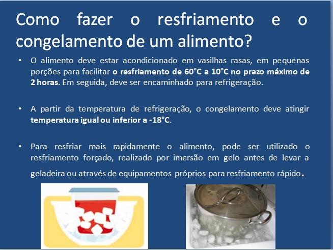 Como congelar e resfriar os alimentos? #Alimentos #comidacongelada #engenhariadealimentos #Gastronomia  #laysnachampions  - Visite nosso site e conheça nossos serviços em http://boaspraticasconsultoria.com.brpic.twitter.com/ol2PVAjnu9