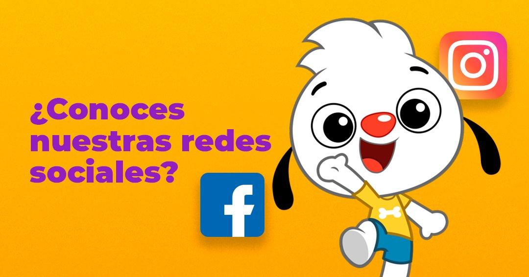 ¿Aún no nos sigues en otras redes sociales? 😱   Entonces ha llegado el momento ... Solo busque: PlayKids Latam! 💜 https://t.co/xgl9JuZy1L