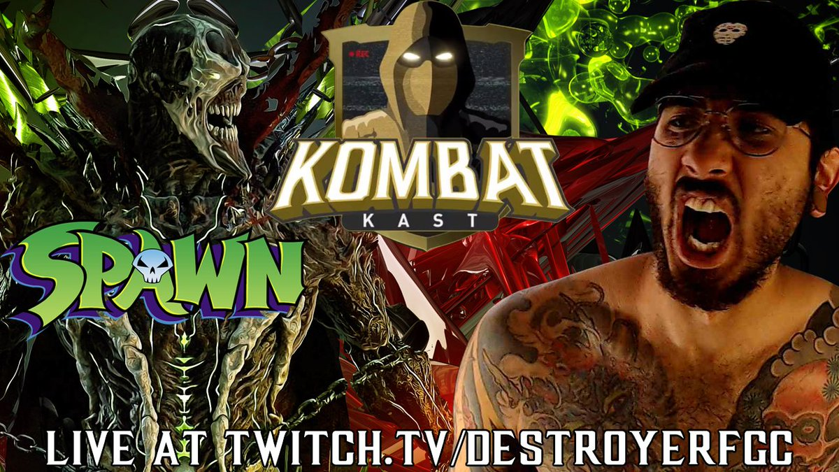 Tv Pc Kast.Destroyer On Twitter Tune In Today 4pm Est Https T Co