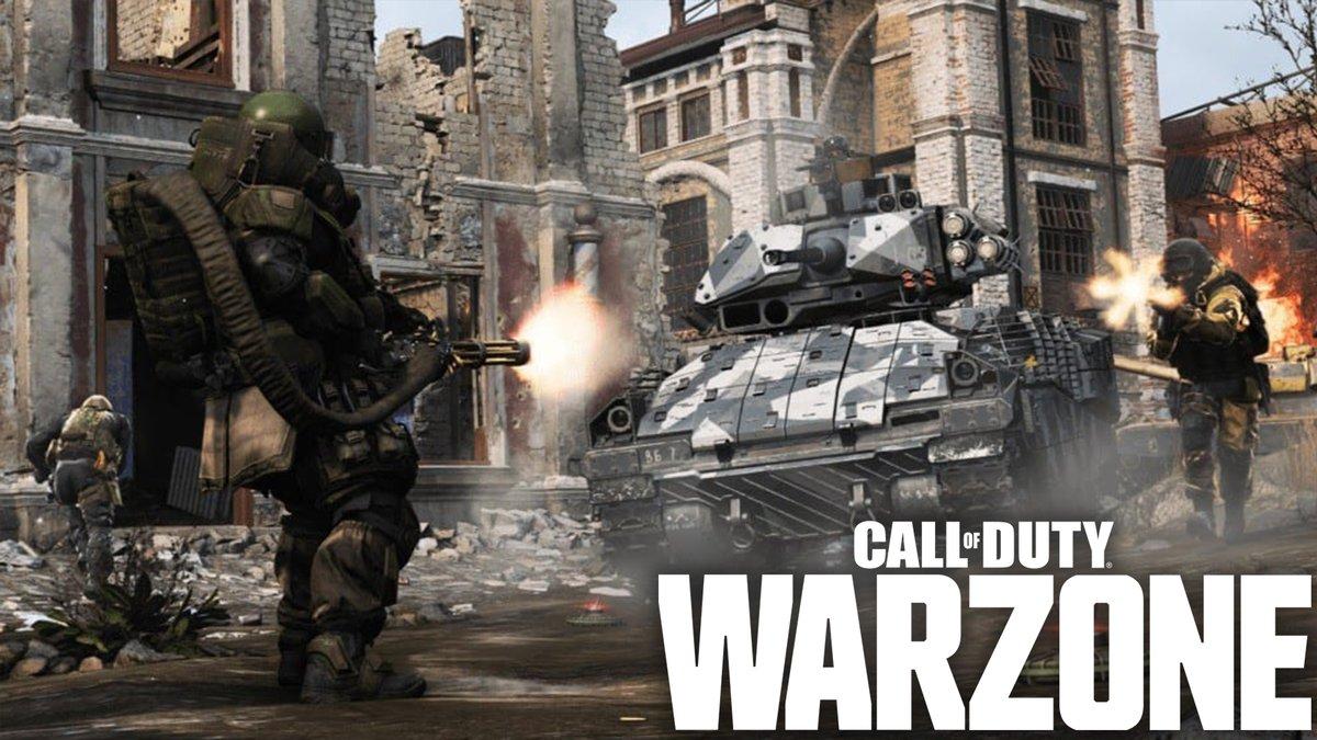 #Warzone