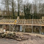 Fantastic progress on site at Finsley Gate, Burnley @Rosslee1 @CanalRiverTrust @HeritageFundUK @castreeprojects @InsallArch
