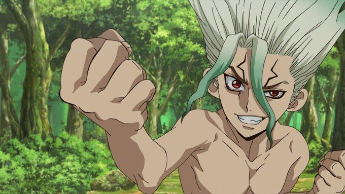 Senku is the #AnimeAwards Winner for BEST PROTAGONIST! Try Crunchyroll premium ROCK THE APOCALYPSE today!   http:// got.cr/AAFreeTrial-TW    <br>http://pic.twitter.com/pxnnVz60yP