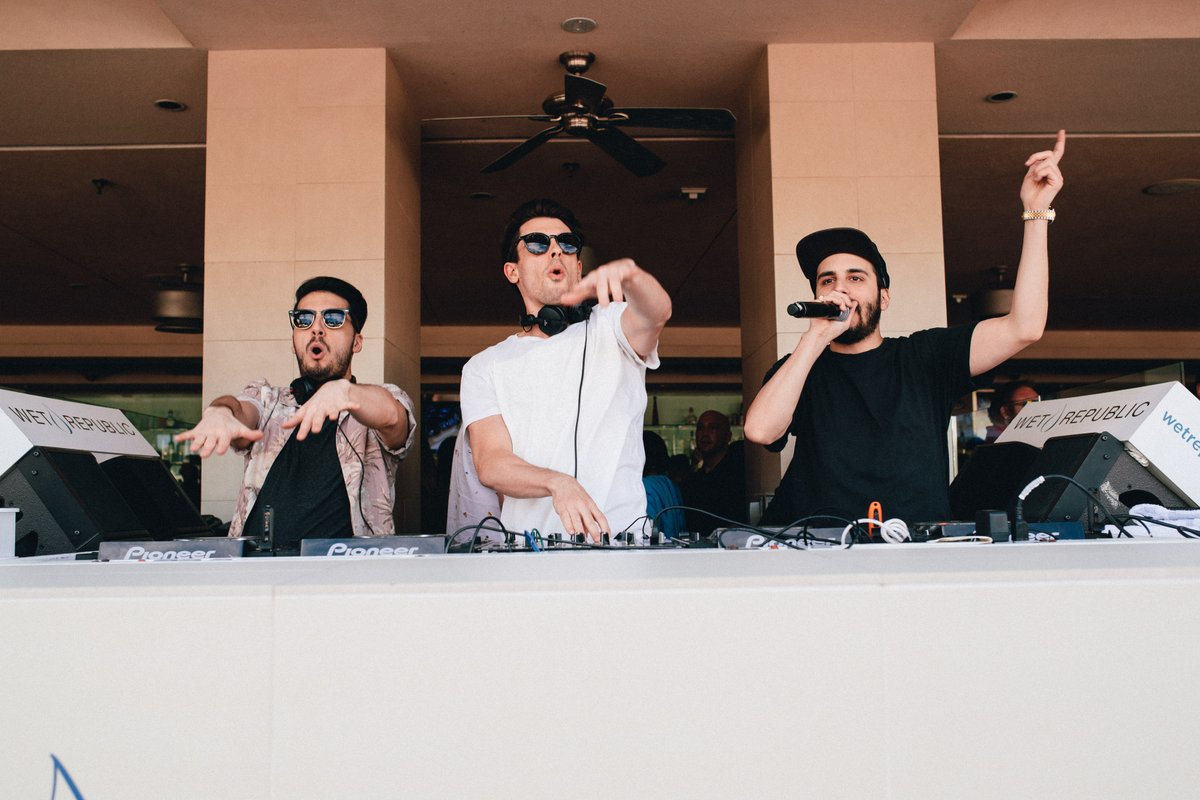 Join us on Friday, March 20th for the return of #CashCash.  Tickets: wet.re/buytickets