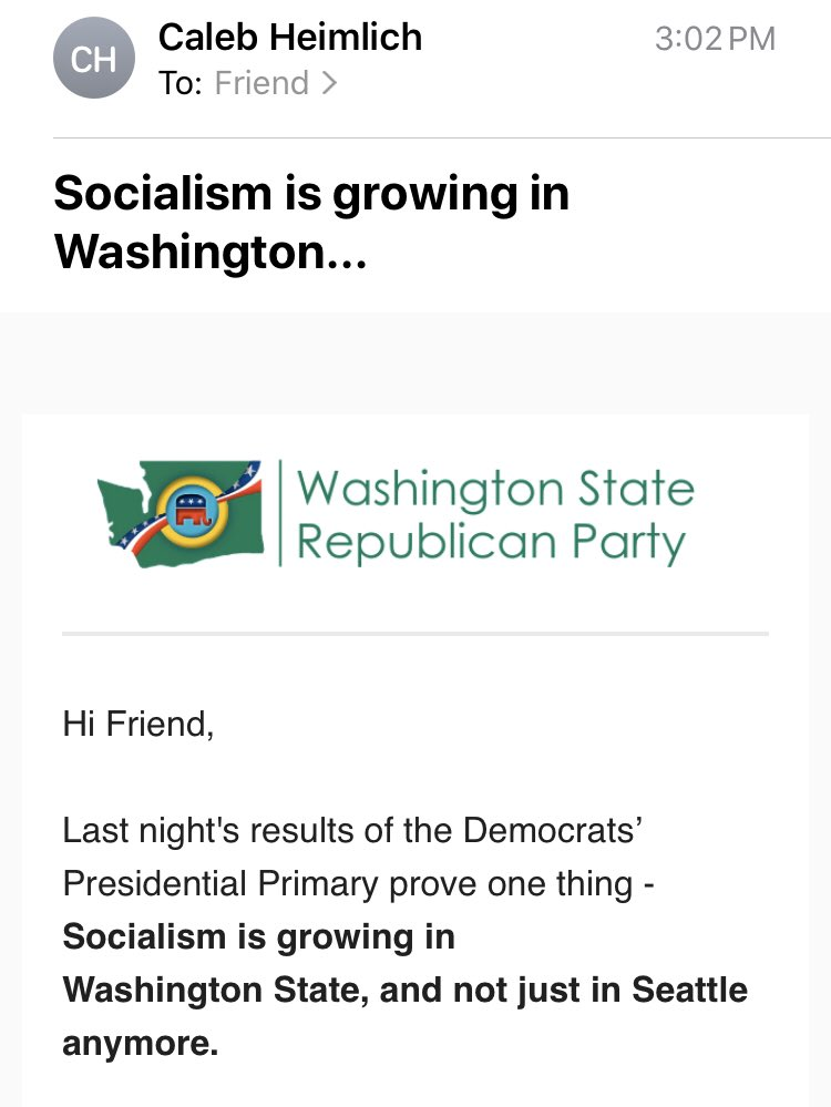 Glad to see the Washington state GOP focused on the big issues.