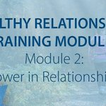 Image for the Tweet beginning: PREVNet's Healthy Relationships Training Modules