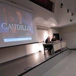 "Image for the Tweet beginning: Projecció de ""CAUDILLO"" (Dir. Basilio"