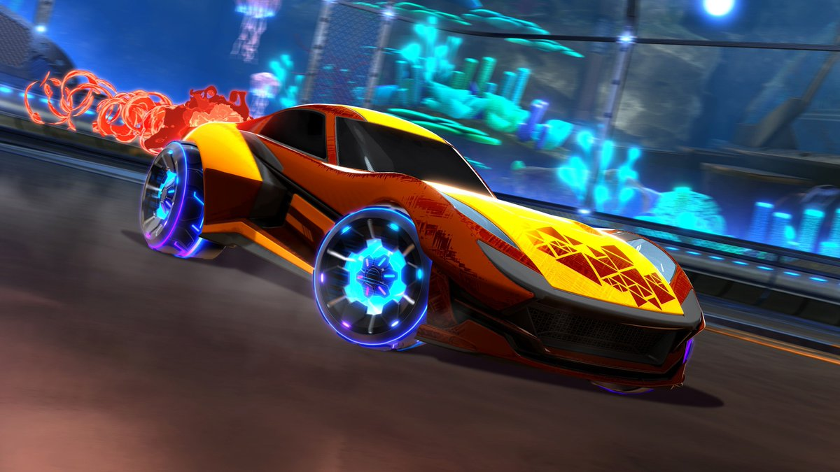 Rocket League On Twitter The First New Car Of The Year Komodo