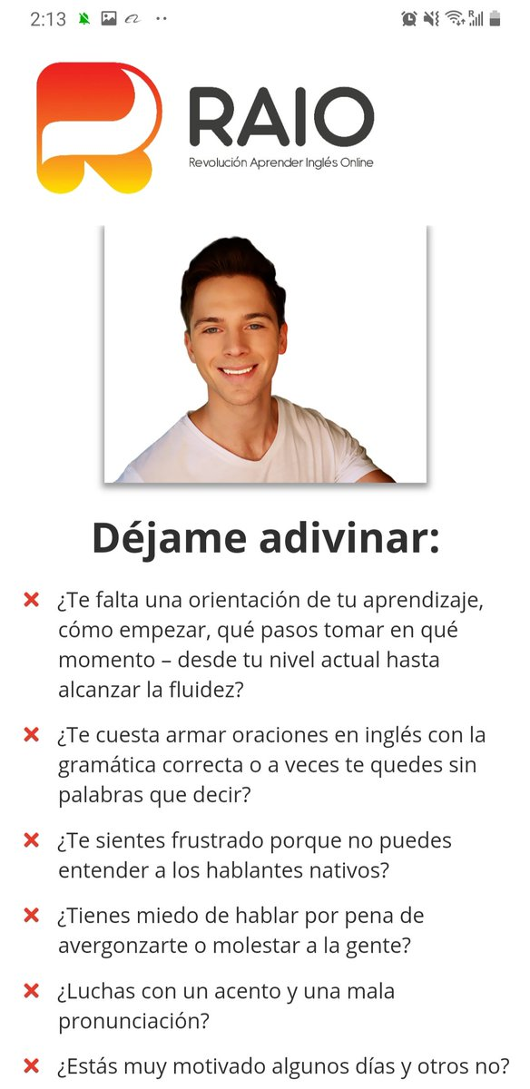 Ambaradamstv On Twitter Https T Co Jl1acizadk Aprende Ingles En 3 Meses Garantizado Kale Anders