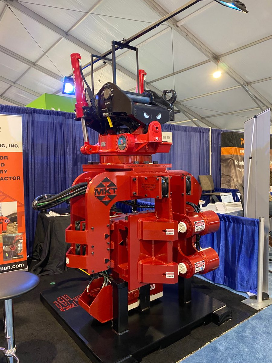 Check out our #Imron coatings spotted at #Conexpo-Con/Agg. #MKTManufacturing https://t.co/r8CatBPASB
