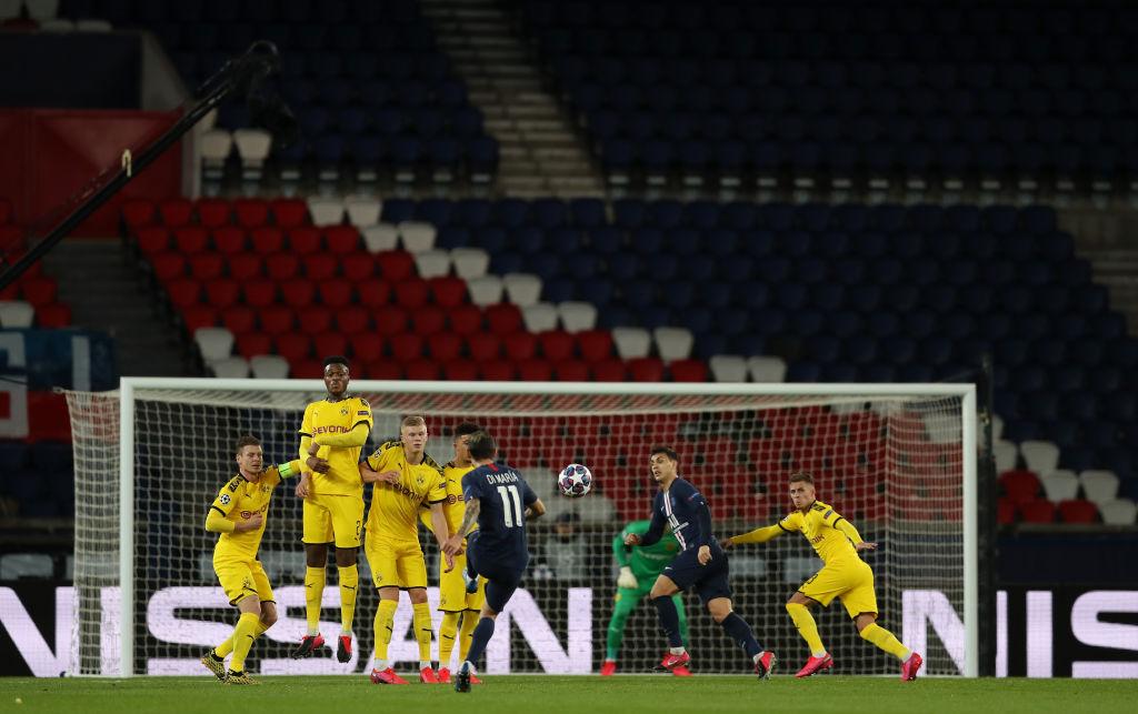 باريس سان چيرمان يُقصي هالاند ورفاقه ويتأهل إلى رُبع نهائي دوري الأبطال