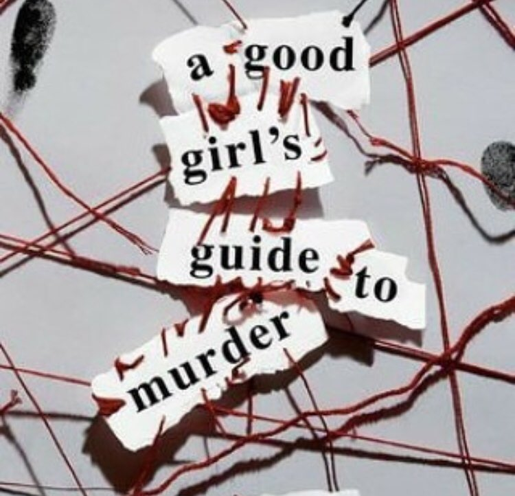 """Barnes & Noble on Twitter: """"Join us #Friday March 13th at 7 PM for our YA  Book Club featuring A Good Girl's Guide to Murder and score a #free  #giveaway #BNSpired #booknerd #"""