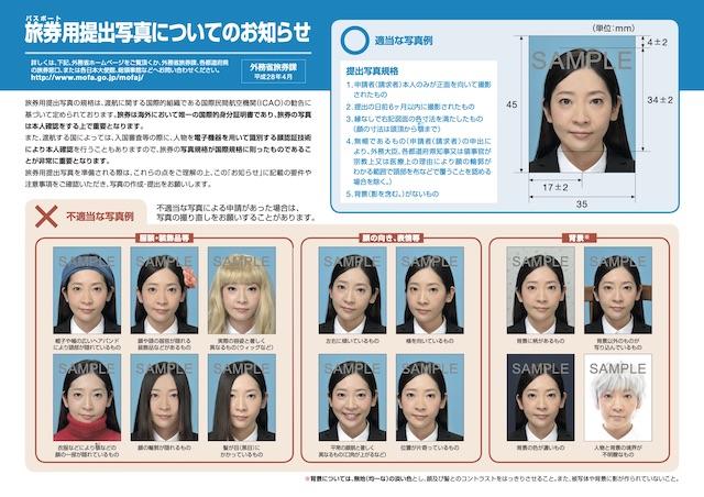 パスポートの写真の不適切な例のバリエーションが気になるので外務省に聞きに行きました。あの適切・不適切のガイドラインは国際機関で決められていました!---パスポート写真のNG例が面白いので、調べてみる  #DPZ