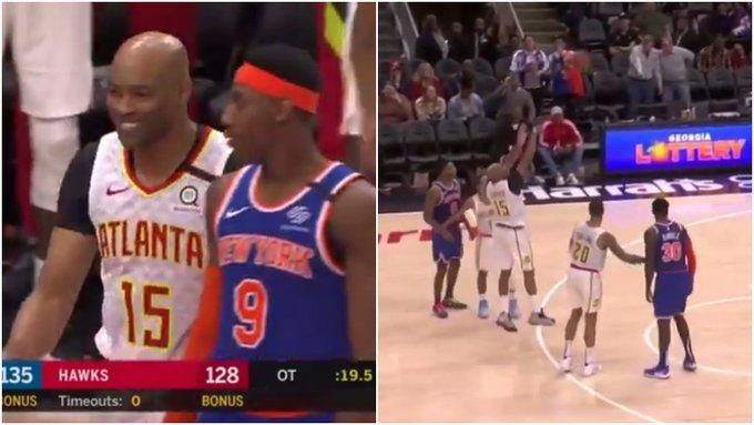 【影片】NBA停擺前感人一幕!43歲卡特重新登場,最後的進球或許告別職業生涯?