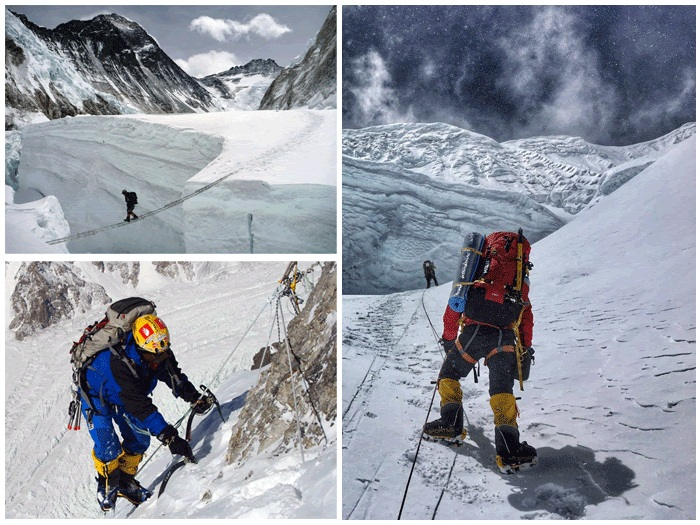 Quiet 2020 On Everest? ~ Women's Day Cash Discount and Finder's Fee ~ June-July Karakoram Trips Open For Booking Only One More Week? ~ Going to Nepal in 2020? ~ Contact Us Now!! More @ http://www.SummitClimbNewsletter.com   #Climbing #Expedition #Summit #SummitClimb