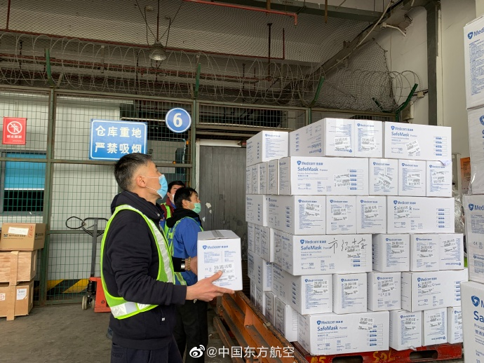 China Helps Italy, Send 31 Tonnes Of Medical Supplies & Health Experts