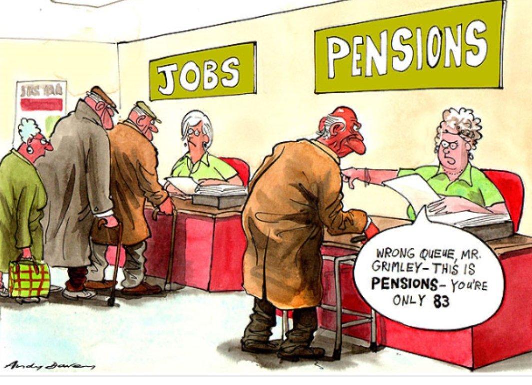 пенсионеры на работе картинки прикольные
