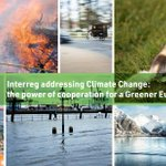 Interact has issued an epublication with projects addressing climate change; three DTP projects- DAREFFORT https://t.co/elhAf0DTeH, DriDanube https://t.co/CKfdUUbmv7 and Danube Floodplain https://t.co/rB0ZTjo6ZQ have been included! More information here -> https://t.co/FhzlIQTvCI