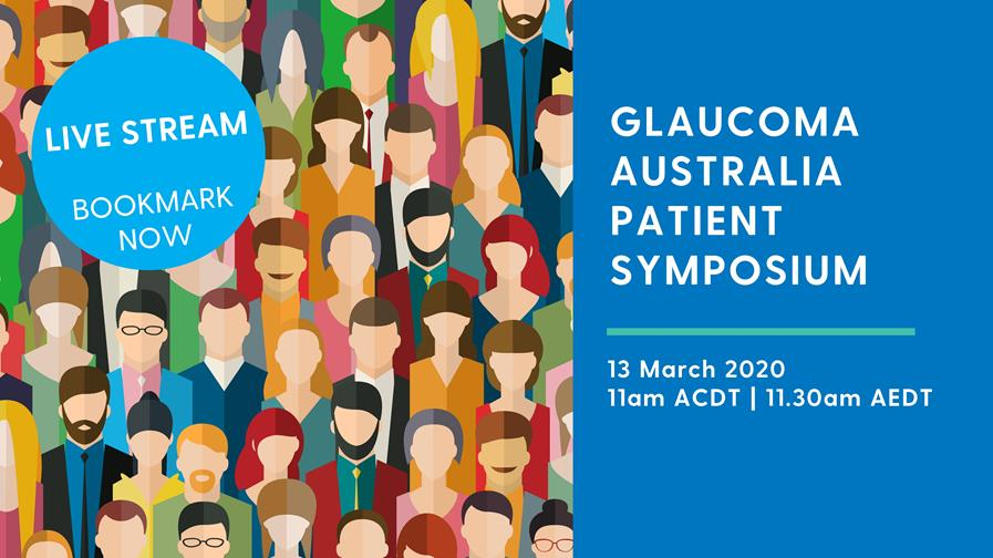 test Twitter Media - Watch this event online in real time! As part of #glaucomaweek 2020 you and your family are invited to watch the live streaming of the Glaucoma Australia Patient Symposium taking place on Friday. Bookmark the url now to avoid disappointment: https://t.co/zgxljubXSg https://t.co/GXdbgJe2zR