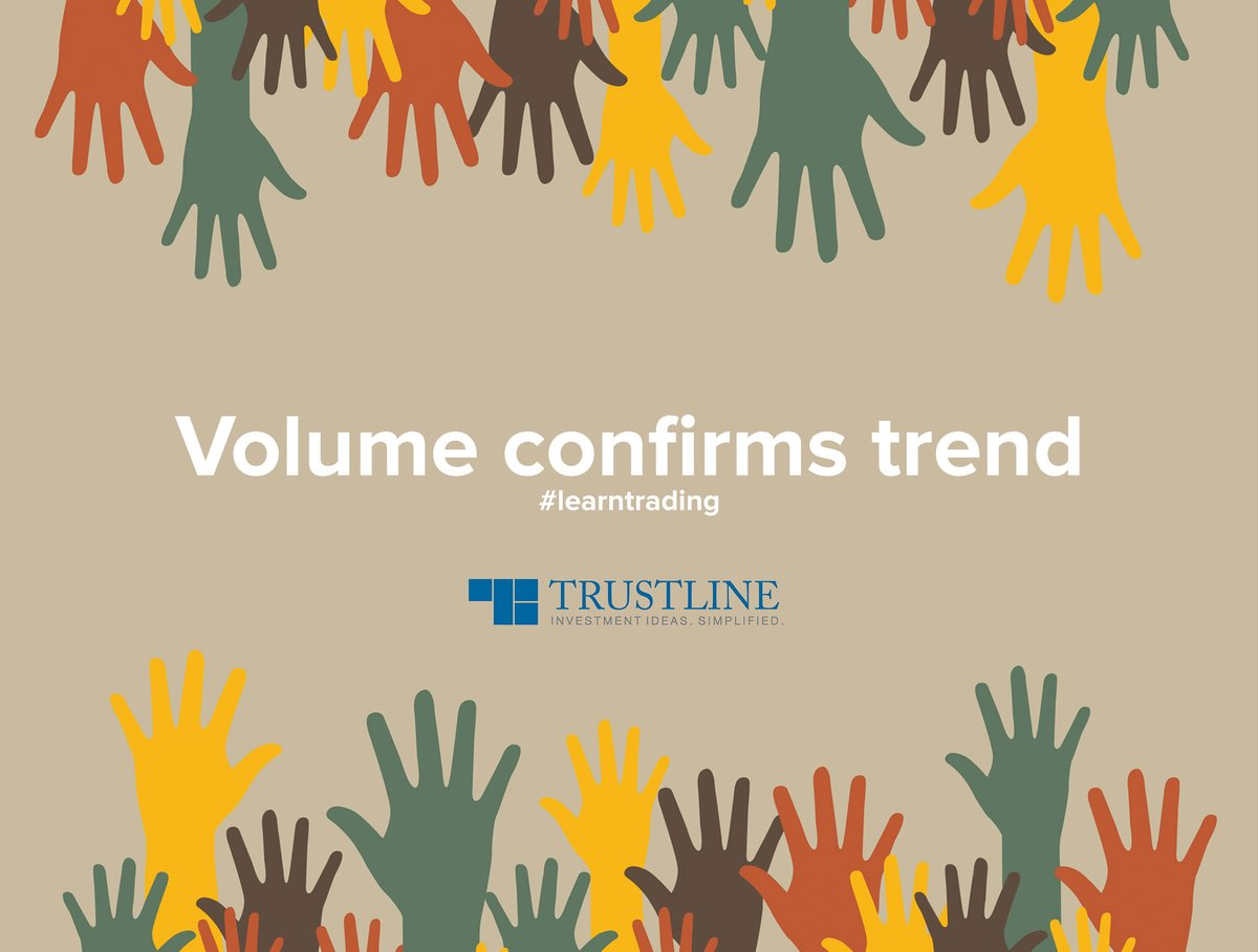 The volume by the end of the day indicates the cumulative size across trades executed throughout the day. One should avoid trading on a low volume day. #learntrading https://www.trustline.in/financial-markets …