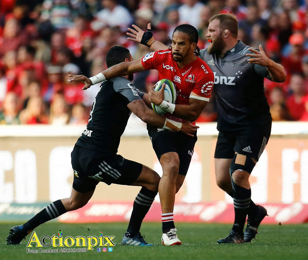 #BLUvLIO LEES HIER: DIE LIONS SE BRUL IS WEG ➡️rugby15.co.za/emirates-lions… @RugbyFifteen @RADIORUGBY2 @WarrenWhiteley @13LionelMapoe14 FOTO: ©Frans Lombard @Actionpixsa