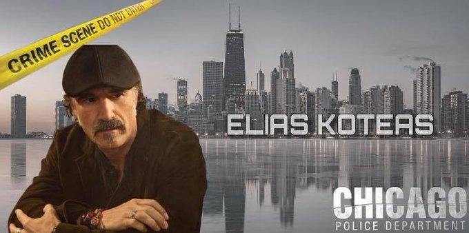 Le 11 mars nous fêtions l\anniversaire de Elias Koteas. Happy Birthday    > Alvin Olinsky