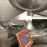 Image for the Tweet beginning: Laska KU500 vacuum bowl cutter
