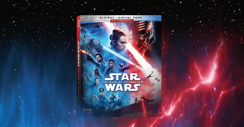 Star Wars Rise Of Skywalker Blu Buy Star Wars The Rise Of Skywalker Blu Ray Dvds And Blu Ray Argos