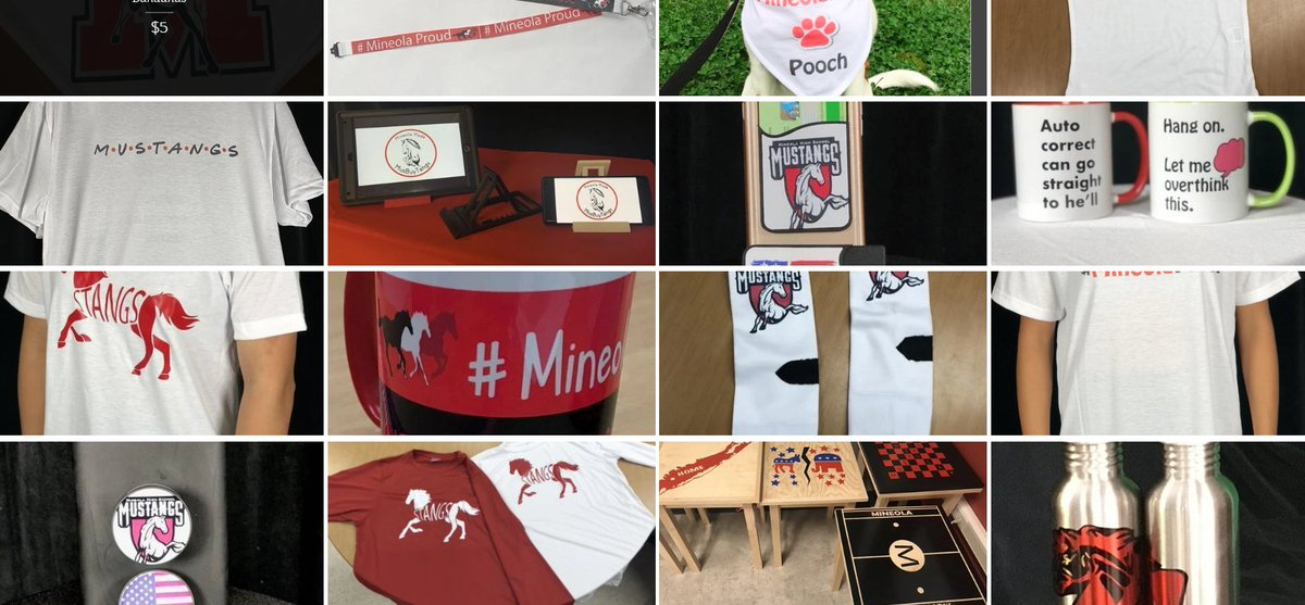 Recently updated our website http://www.mineolamade.com for your spring shopping adventure...what new student-designed products can you find? @mineolahs @edcorps @bgreenet  #studententrepreneurs #edcorps #mineolamade #musbuytangspic.twitter.com/wcOAmlq6mH