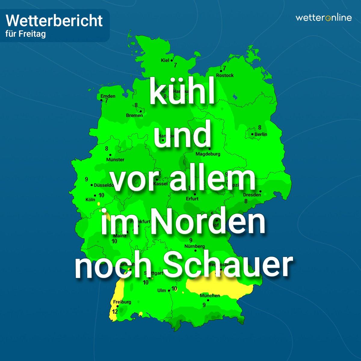 Freiburg Wetter Morgen