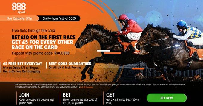 888sport Horse Racing Bonus