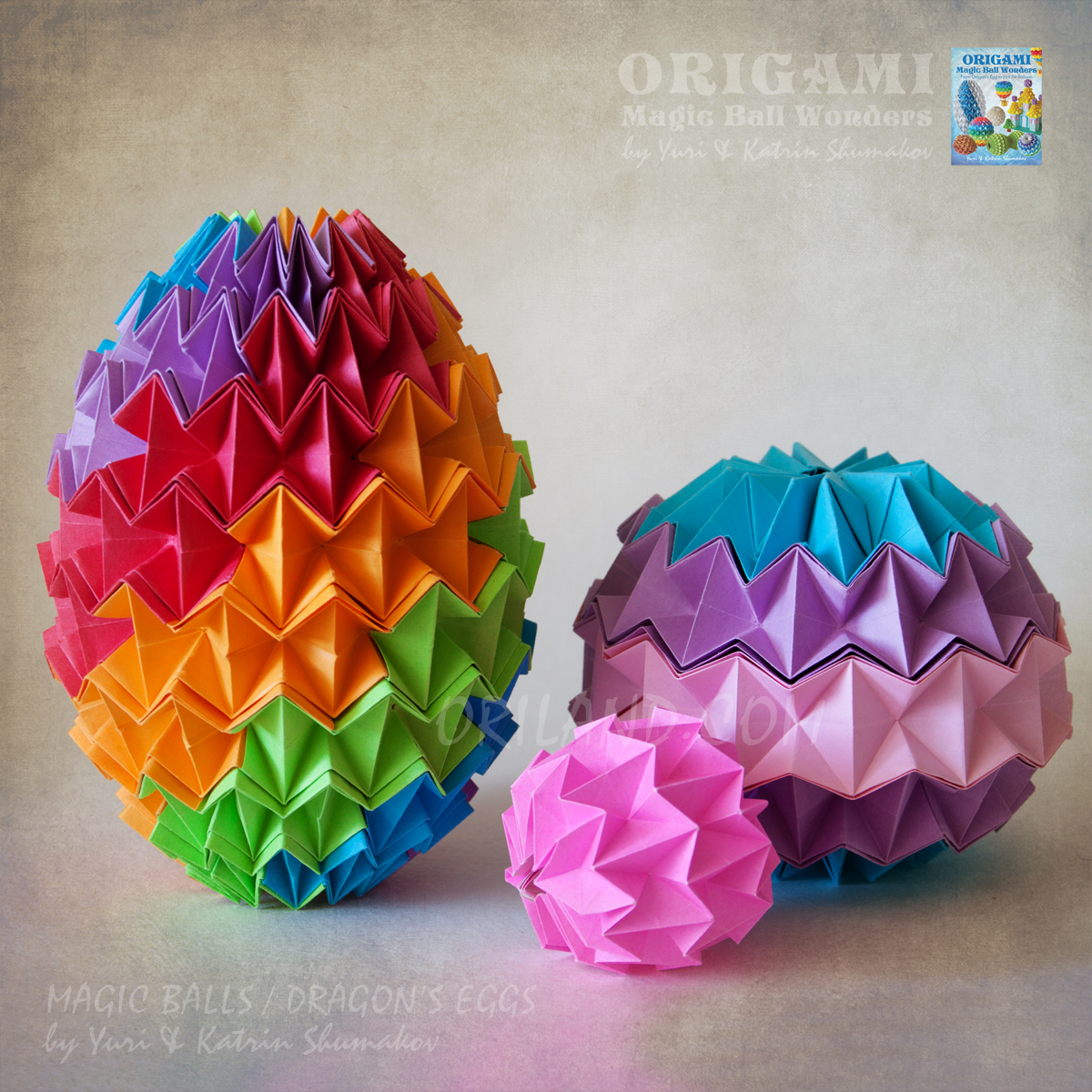 Kusudama Me! - Modular Origami Crocus unit; Mandragora diagram | 1200x1200