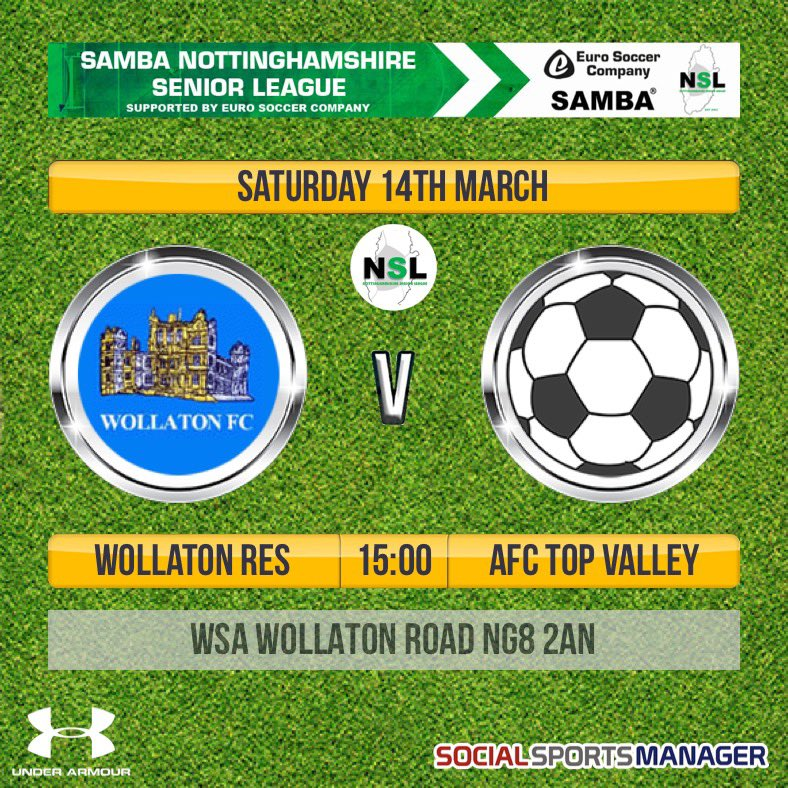 This weekend our reserves are at home to @topvalleyno1 with a 3pm kick off. #cmonyousugarbags #UTWpic.twitter.com/yC7pf9JT25