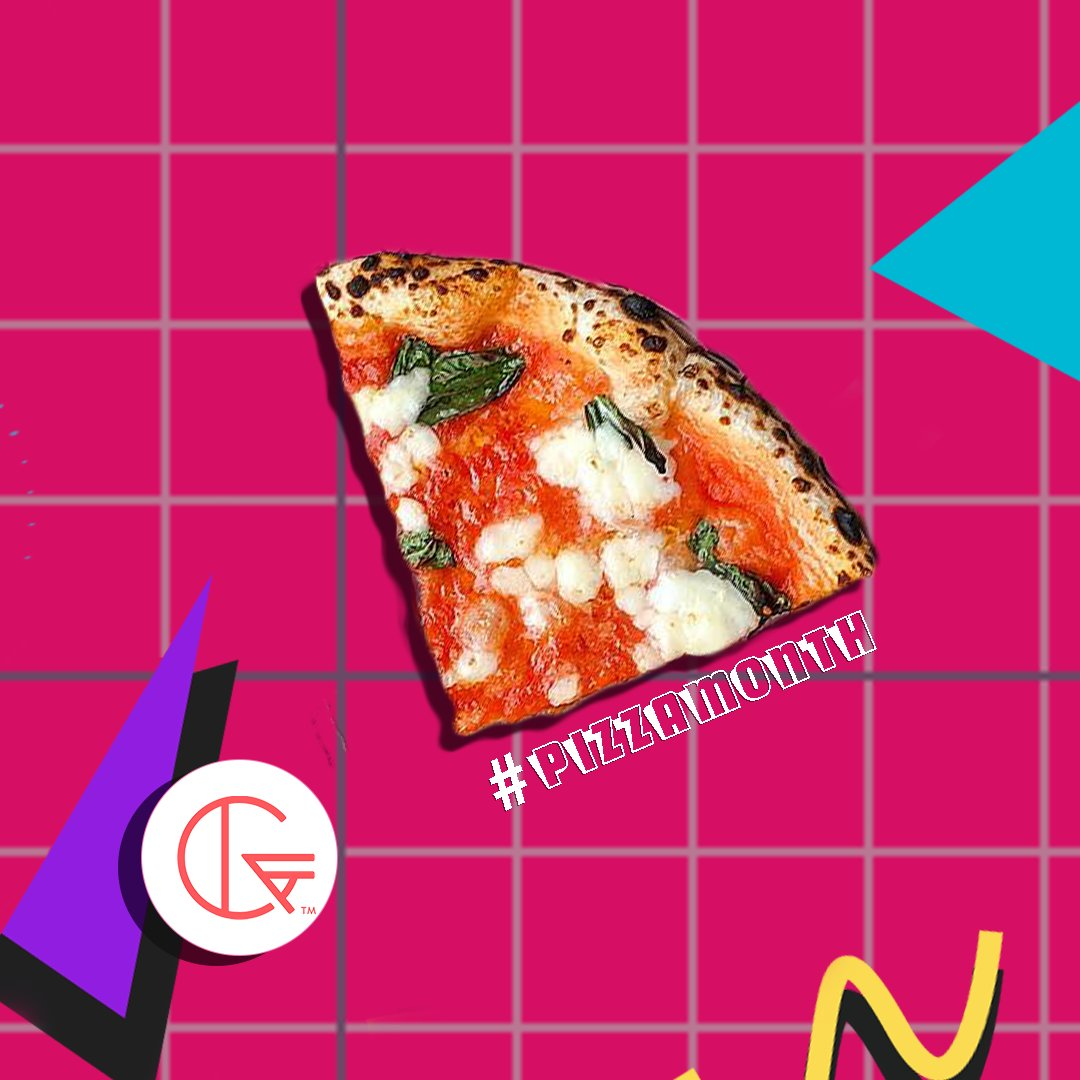Fun fact: pizza Margherita is named after Italy's first queen - Margherita di Savoia. Which means you're supposed to feel like an absolute QUEEN eating this 🍕 from General Assembly. __ #PizzaMonth #Queen #Margherita https://t.co/xNpdXvZjUI