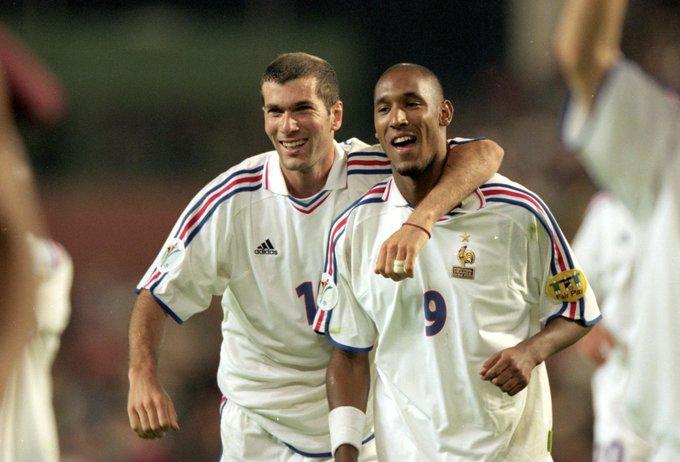 Happy birthday EURO 2000 winner Nicolas Anelka   |