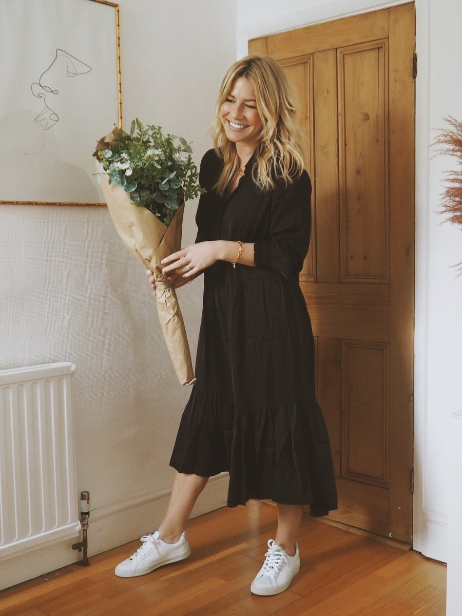 Forget the LBD, we're all about the MBD (the midi black dress). Shop @themotheredit's Tiered Dress https://t.co/SqmMJ8561t https://t.co/VxplHqgecZ