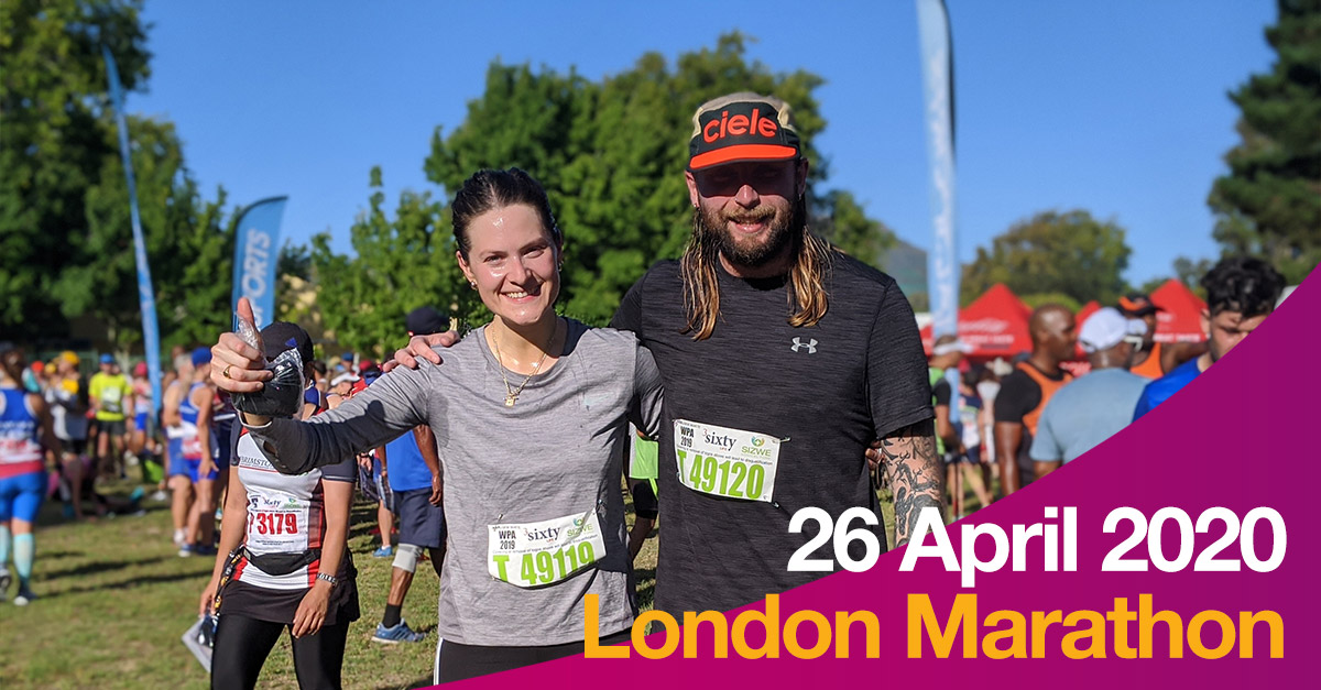 Our very own Ben Allen is running the London Marathon 2020 for @ActionAddiction! This incredible charity provides life-saving treatment for individuals & families affected by all kinds of addiction. Show your support & donate here: bit.ly/2Tn0N0S #Charity #Fundraising