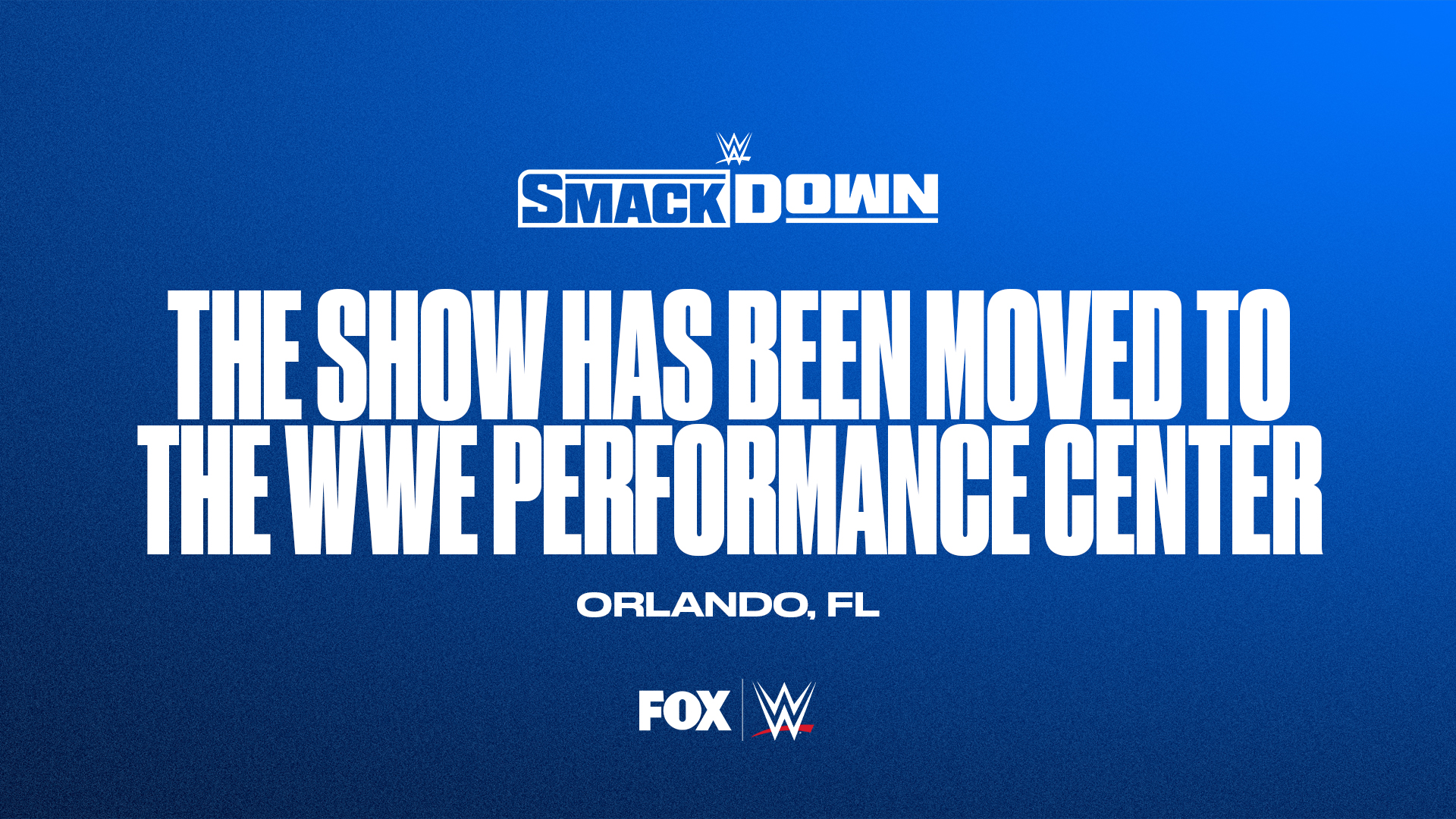 WWE Smackdown Preview (13/03/20): John Cena, Paige, Jeff Hardy Returns 1