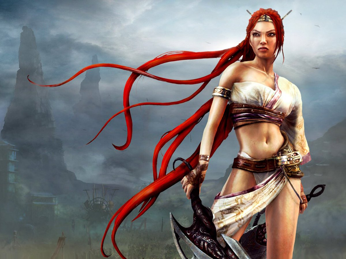 Heavenly sword by dreadge hentai foundry nude picture